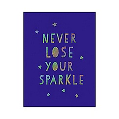 All Sorted - Never Lose Your Sparkle Book