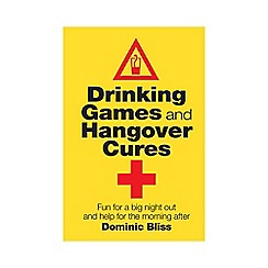 All Sorted - Drinking Games and Hangover Cures Book
