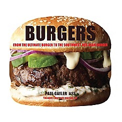 All Sorted - Burgers Recipe Book