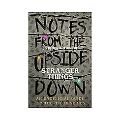 All Sorted - Notes from the Upside Down