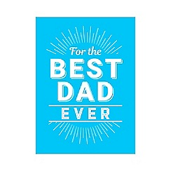 All Sorted - For the Best Dad Ever Book
