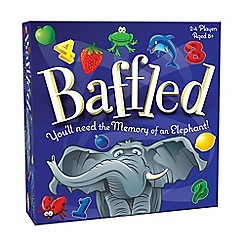 Cheatwell - 'Baffled' family memory board game