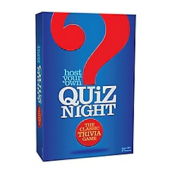 Cheatwell - 'Quiz Night' trivia game