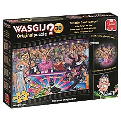 Jumbo - 1000 piece 'Strictly Can't Dance!' jigsaw puzzle