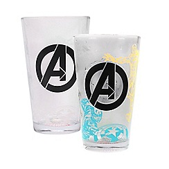 Marvel - 'Avengers' colour changing glass