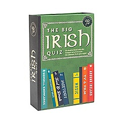 Debenhams - The Big Irish Quiz Book