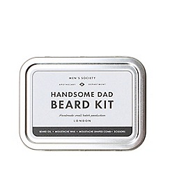 Men's Society - Handsome Dad Beard Kit