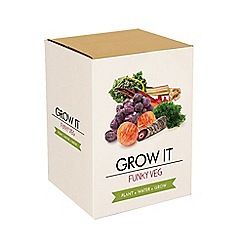 The Shed - Grow It Funky Veg Gift Set