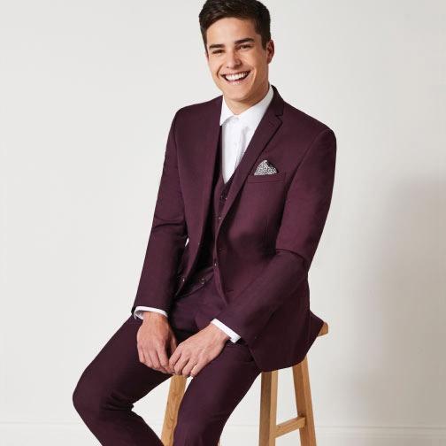 39bca0a5fc91 Men's Tailoring | Debenhams