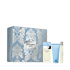 Dolce & Gabbana - 'Light Blue' Eau De Toilette Trio Gift Set