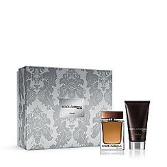 Dolce & Gabbana - 'The One' for Men Eau De Toilette Gift Set