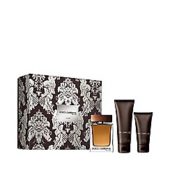 Dolce & Gabbana - 'The One' for Men Eau De Toilette Trio Gift Set