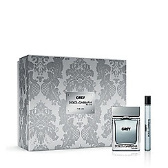 Dolce & Gabbana - 'The One Grey' for Men Eau De Toilette Gift Set