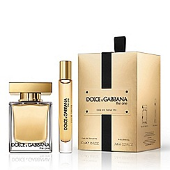 Dolce&Gabbana - Limited edition 'The One' gift in pack eau de toilette