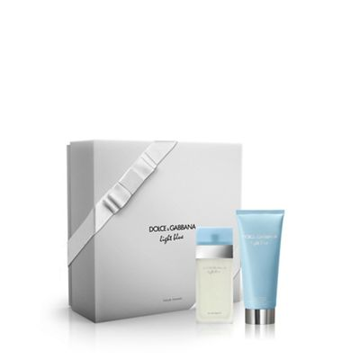 Dolce   Gabbana  Light Blue  eau de toilette gift set   Debenhams d15e33e5616d