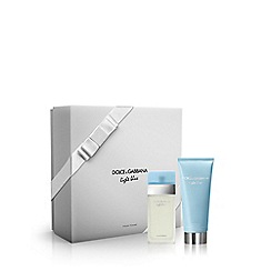 Dolce & Gabbana - 'Light Blue' eau de toilette gift set