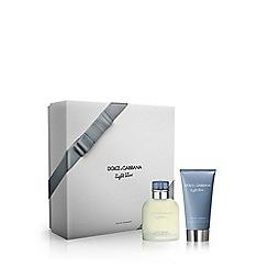 Dolce & Gabbana - 'Light Blue Pour Homme' eau de toilette gift set