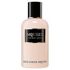 Alexander McQueen - 'MCQUEEN' body lotion 250ml