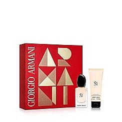 ARMANI - 'Sì' For Her Eau De Parfum Gift Set