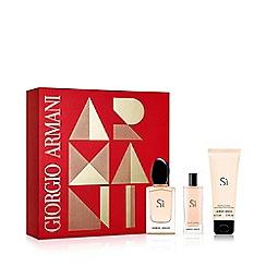 ARMANI - Sì' For Her Eau De Parfum Gift Set
