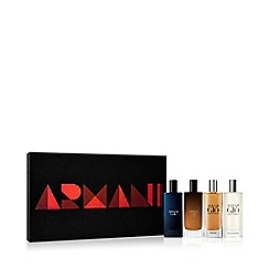 ARMANI - Travel Size Men's Aftershave Gift Set