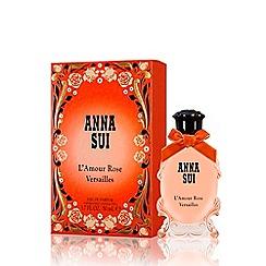 Anna Sui - 'L'Amour Rose Versailles' Eau De Parfum 50ml