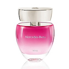 Mercedes-Benz - 'Rose' eau de parfum