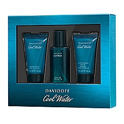 Davidoff - 'Cool Water' Men Eau De Toilette Gift Set