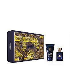 Versace - 'Dylan Blue' Eau De Toilette Gift Set