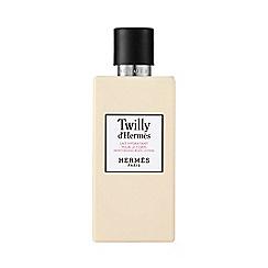 Hermès - 'Twilly d'Hermès' moisturising body lotion 200ml