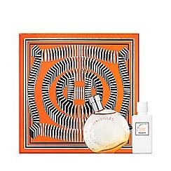 Hermès - 'Eau des Merveilles' eau de toilette gift set