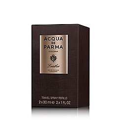 ACQUA DI PARMA - 'Colonia Leather' eau de cologne refills