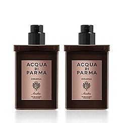 ACQUA DI PARMA - 'Colonia Ambra' travel spray refill