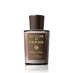 ACQUA DI PARMA - 'Collezione Barbiere' aftershave balm 100ml