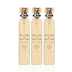 ACQUA DI PARMA - 'Iris Nobile' leather purse eau de parfum refills