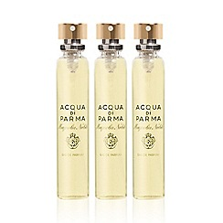 ACQUA DI PARMA - 'Magnolia Nobile' leather purse eau de parfum refills