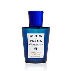 ACQUA DI PARMA - 'Mandorlo Di Sicilia' pampering shower gel 200ml