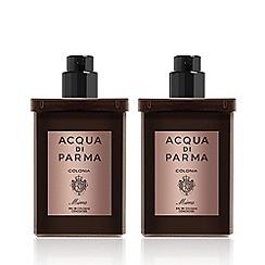 ACQUA DI PARMA - 'Colonia Mirra' travel spray refills