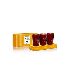 ACQUA DI PARMA - Mini perfumed candles gift set