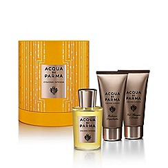 ACQUA DI PARMA - Colonia Intensa' eau de cologne gift set