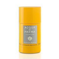 ACQUA DI PARMA - 'Colonia Pura' stick deodorant 75g