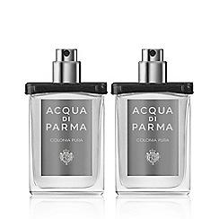 ACQUA DI PARMA - 'Colonia Pura' eau de cologne refill duo