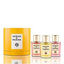 ACQUA DI PARMA - 'Le Nobili Hat Box' eau de parfum gift set