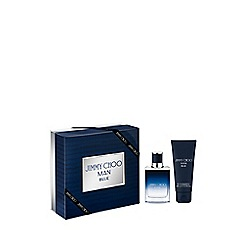 Jimmy Choo - 'Man Blue' Eau De Toilette Gift Set