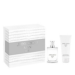 Jimmy Choo - 'Man Ice' eau de toilette gift set