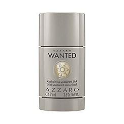 Azzaro - 'Wanted' deodorant stick