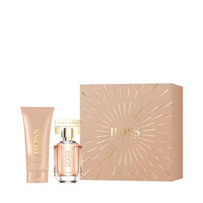 HUGO BOSS  BOSS The Scent  For Her Eau De Parfum Gift Set  8aed11b8b36ed