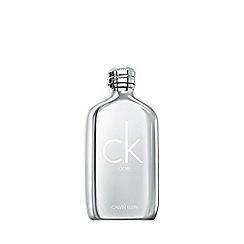 Calvin Klein - 'CK One' Platinum Edition Eau de Toilette 100ml