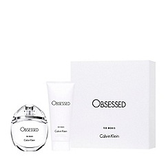 Calvin Klein - Obsessed' eau de parfum gift set