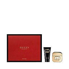 GUCCI - 'Guilty' For Her Eau De Toilette Gift Set